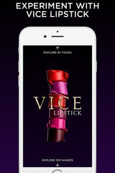 Guys, You Can Test Out All The New Urban Decay Lipsticks In A Free App