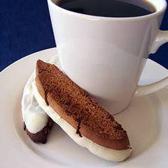 Gingerbread Biscotti Allrecipes.com