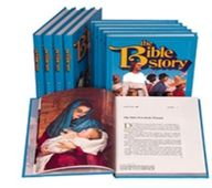 The Bible Story.  It was in every doctor/dentist office. this is when we could talk about Jesus.