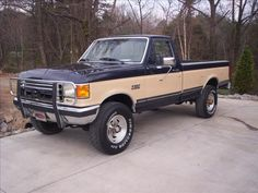 1990 Ford F250 Truck   1990 Ford F250 for Sale in Taylorsville, North Carolina Classified ...