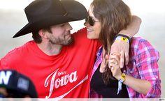 Mila Kunis and Ashton Kutcher Are MARRIED! Mila Kunis  #MilaKunis