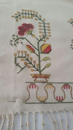 Cross Stitch, Blog, Inspiration, Towels, Hardanger, Hand Embroidery, Punto De Cruz, Dots, Patterns