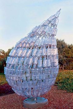Are you aware that 15 million plastic bottles are thrown away each day in the UK and americans use 2.5 million plastic bottles every hour. ...