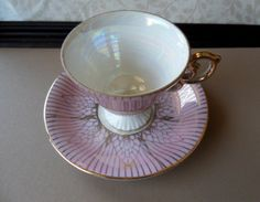 Dainty Little Vintage Tea Cup and Saucer