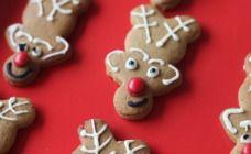 Christmas Gingerbread Reindeer Recipe - Christmas