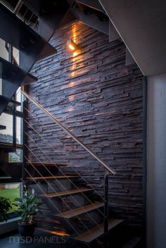 Panels created from old woods