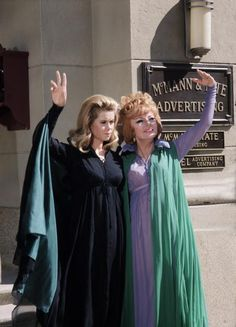 Bewitched / Samantha and Endora