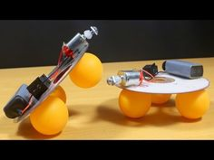 How to Make a Robot   Jumping Robot - YouTube
