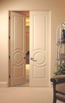 Premium Doors - traditional - Spaces - Huntington - Interior Door and Closet Company