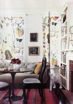 Josef Frank Patterns...