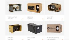 Once A Virtual-Reality Joke, Google Cardboard Is Unfolding Into Something Real - ReadWrite