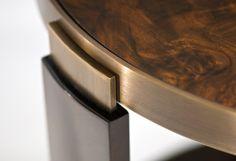 CHAI MING STUDIO- Eclipse Side Table