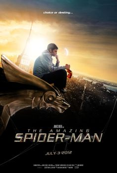 Image detail for -Amazing Spiderman movie 2012 poster 2 182x270 The Amazing Spider Man ...