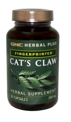GNC Cats Claw 500mg (90 Caps)