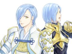Fire Emblem: If/Fates - Shigure
