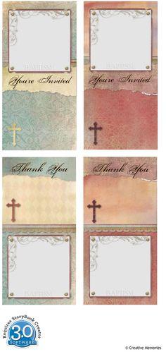 #digital Cards from Creative Memories #scrapbooking