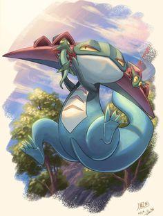 Pokémon, Pokémon Sword and Shield, Pokémon bookmarks / ドラパルト - pixiv Pokemon Fusion, Mega Pokemon, Pokemon Fan Art, Anime Chibi, Anime Art, Pokemon Images, Pokemon Pictures, Ghost Pokemon, Ghost Type