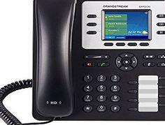 Grandstream Networks GXP2130 V2 Wired handset 3lines LCD Black,White - IP phones (LCD, Black, White, 320 x 240 p No description (Barcode EAN = 0801964779557). http://www.comparestoreprices.co.uk/december-2016-week-1-b/grandstream-networks-gxp2130-v2-wired-handset-3lines-lcd-black-white--ip-phones-lcd-black-white-320-x-240-p.asp