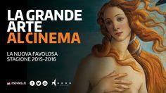 La grande arte al cinema – 2015-2016