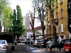 VladanMovies, Street View: Projekat Lesly @ Rade Rade/ POV Driving Belgr...