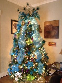 Our 2013 Christmas tree