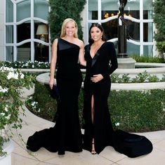 Reese Witherspoon and Eva Longoria - The Best Behind-the-Scenes Photos From the 2018 Golden Globes - Photos