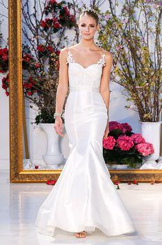 Mermaid Silhouette Wedding Dresses