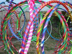 hoops by Trudi L, via Flickr
