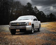 Even when the clouds roll in, a #ChevyTruck stands strong with you.