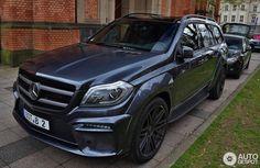 Mercedes-Benz Brabus GL 63 Biturbo 3