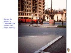 Bucurestiul Vechi - Fotografii de epoca Bucharest Romania, Verona, Photo Art, Cinema, Street View, Retro, Movies, Retro Illustration, Movie Theater