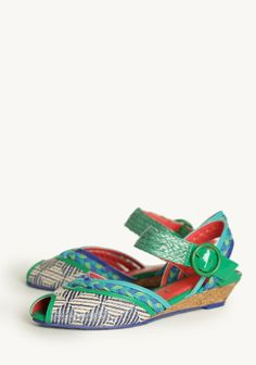Always There Woven Sandals By Poetic Licence chaussures sandales tressées