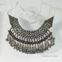 Biżuteria etniczna i orientalna : Naszyjnik Kuchi Mega