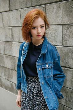 street style - ulzzang - korean fashion - ulzzang - ulzzang fashion - cute girl…