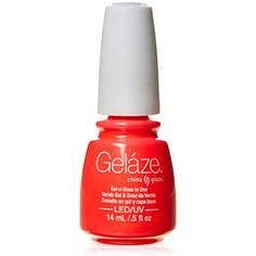 China Glaze Gelaze 81643 Pool Party * To view further for this item, visit the image link. (This is an affiliate link) #NailPolish