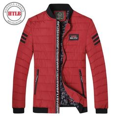 2e91dff409f3 Men s Parkas Mens Winter Jacket Thick Warm Jacket