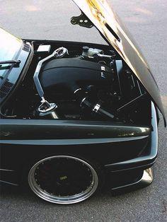 E30 M3 with V10 Transplant.