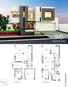 Fine Plan Maison Tunisie Architecture that you must know, You?re in good company if you?re looking for Plan Maison Tunisie Architecture Modern House Floor Plans, Dream House Plans, Modern Villa Design, Villa Plan, House Layouts, Architecture Plan, Exterior Design, Building A House, Houses