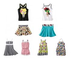 Harajuku Mini For Target ~ Summer Styling With Gwen Stefani | Child Mode