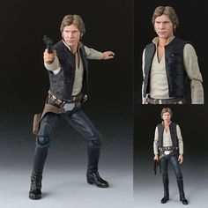 S.H.Figuarts Han Solo from Star Wars Episode IV: A New Hope [IN STOCK]$99 AUD (FREE standard parcel post to anywhere in Australia)Now available in stock from:https://www.figurecentral.com.au/products/s-h-figuarts-han-solo-from-star-wars-episode-iv-a-new-hope-in-stock?variant=33913294657#shfiguarts #hansolo #starwars #bandai #figurecentral