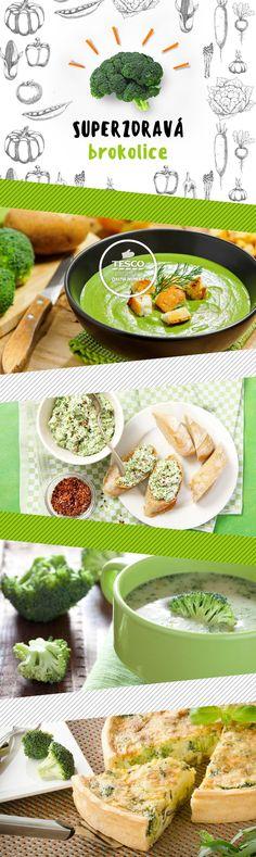 S brokolicí existuje spousta způsobů, jak na to chutně a zdravě!