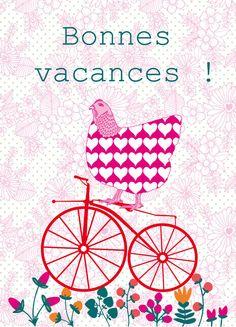 Bonnes_Vacances www.colibriandco.com