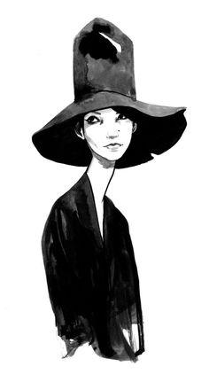 'Lily Gatins', Bijou Karman.