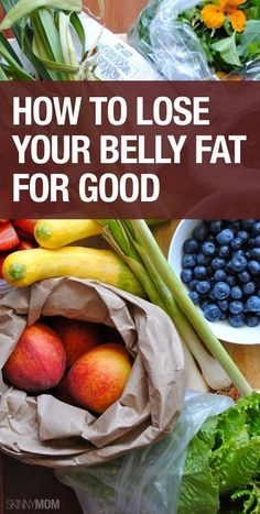 Tired of having those extra pounds on your tummy? Try these tips.