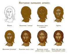 Byzantine Icons, Byzantine Art, Writing Icon, Jesus Drawings, Paint Icon, Religious Paintings, Step By Step Painting, Religious Icons, Catholic Art