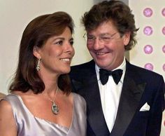 Caroline and husband