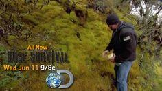 DUAL SURVIVAL: Will Fire Elude Joe & Matt Tonight 'On the Edge'? (Video)
