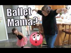 Mama Learns Ballet?! - September 24, 2015 -  ItsJudysLife Vlogs
