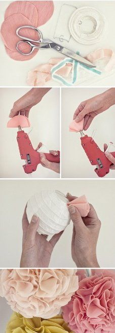Crafty DIY Projects On Pinterest