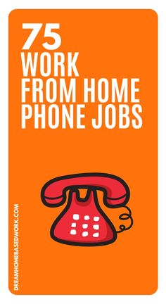 Finding phone jobs that you can do from home is much easier with a number of companies hiring workers on a regular basis. This post is going to cover a variety of home-based phone jobs you can apply for today! Read all the details! #workathome #jobs Earn Money Online Fast, Earn Money From Home, Work From Home Companies, Work From Home Jobs, Home Based Work, Customer Service Jobs, Typing Jobs, Companies Hiring, Virtual Assistant Jobs